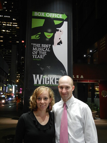 Sept 22 2012 Wicked