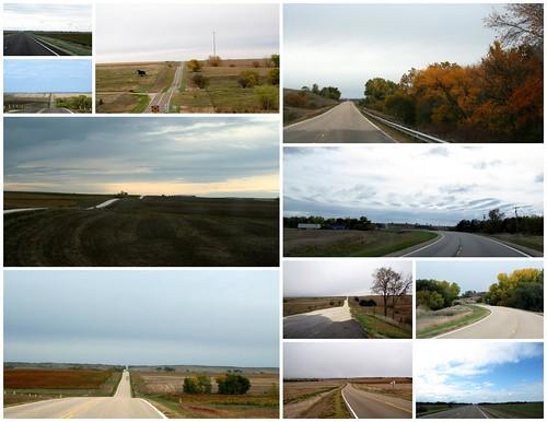 Kansas Road October 2012