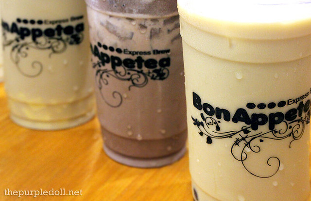 Bonappetea Milk Tea