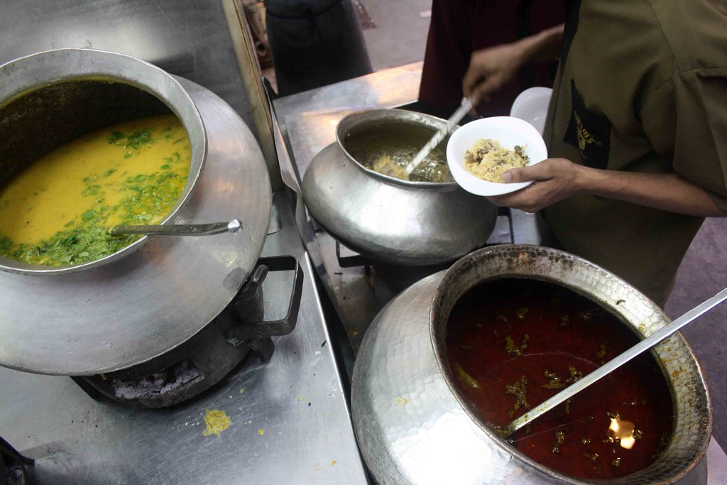 City Food – Yellow Dal, Karim's
