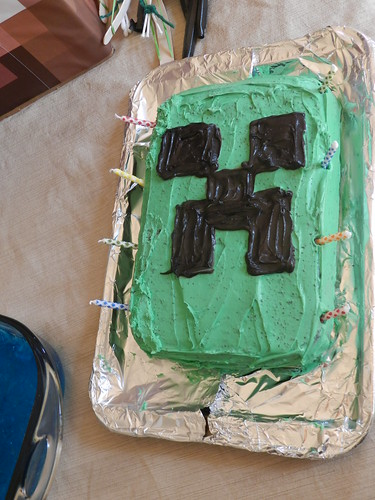 NIeem's Minecraft Birthday