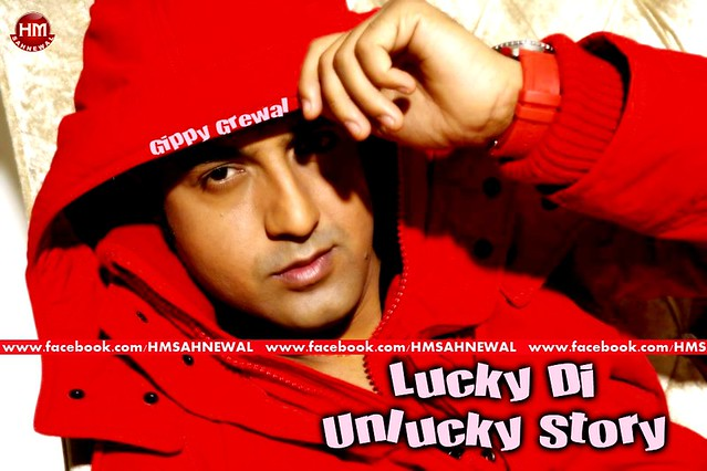 Gippy Grewal wITH New Movie a Lucky Di Unlucky Story.... Best Of Luck 22  wallpaper