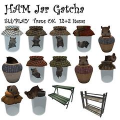 HAM-Jar Gatcha