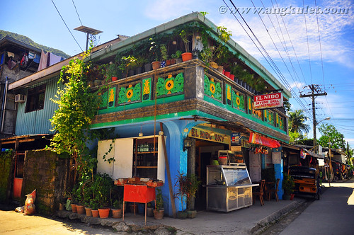 Skyline Grill, El Nido, Palawan (2012)