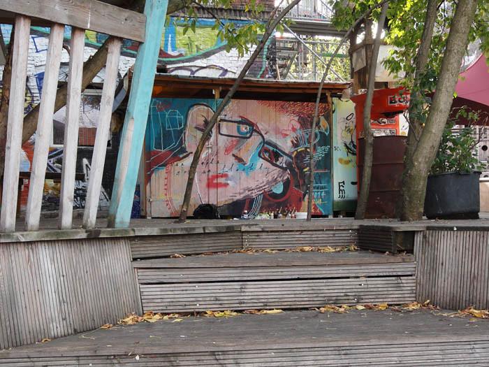 Kater Holzig mural Berlin -- Johannes Mundinger