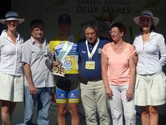 Clément Orceau (Pays des Olonnes) remporte la dernière étape François - Couture d'Argenson