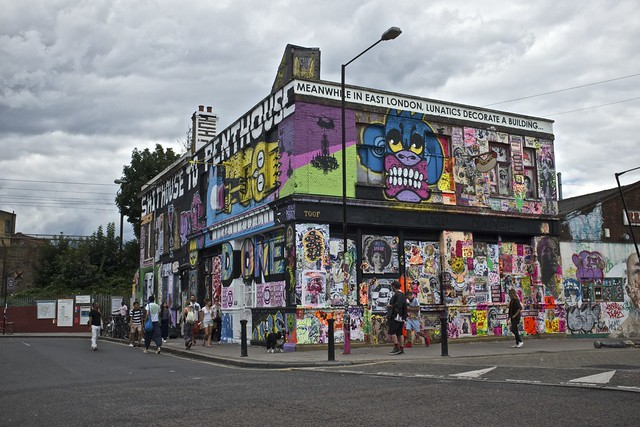 Lord Napier, Hackney Wick