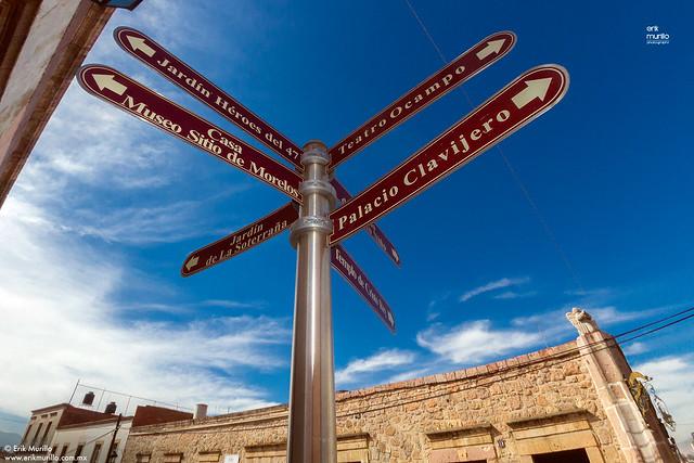 Calles de Morelia
