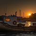 Portsmouth NH - sundown by jamesmerecki