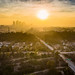 110 Aerial to DTLA by Shabdro Photo