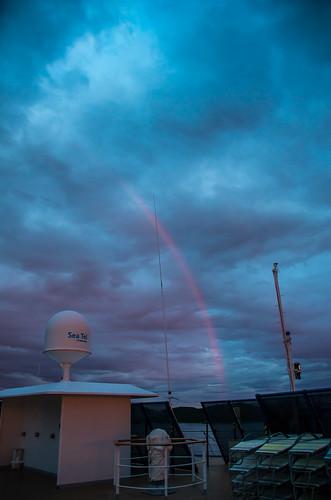 hordaland norway no rainbow