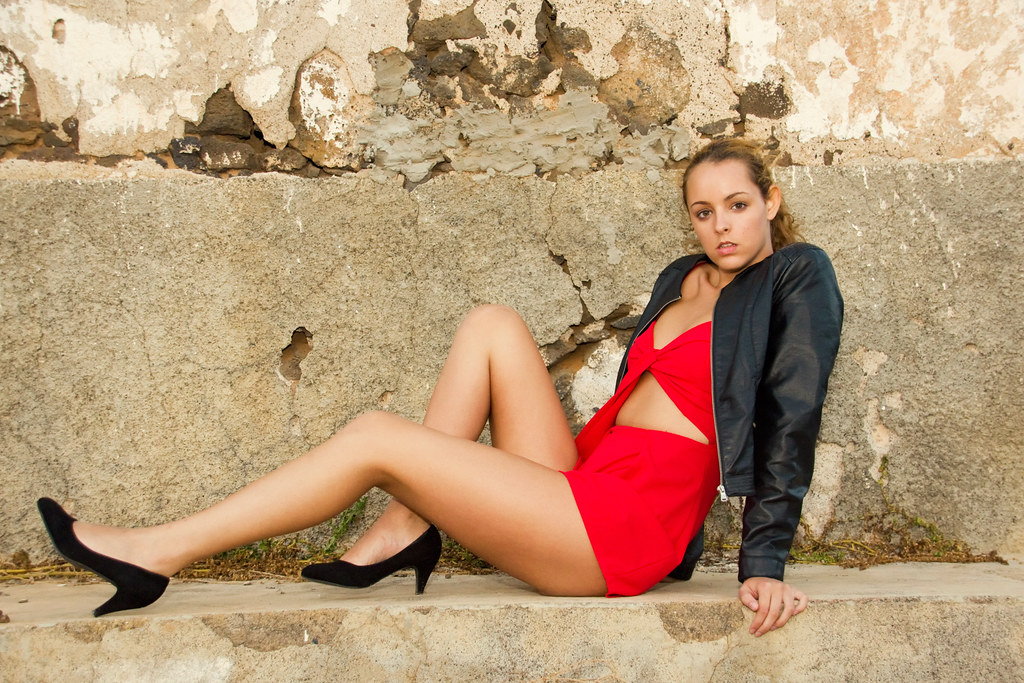 Model Photographer Lanzarote