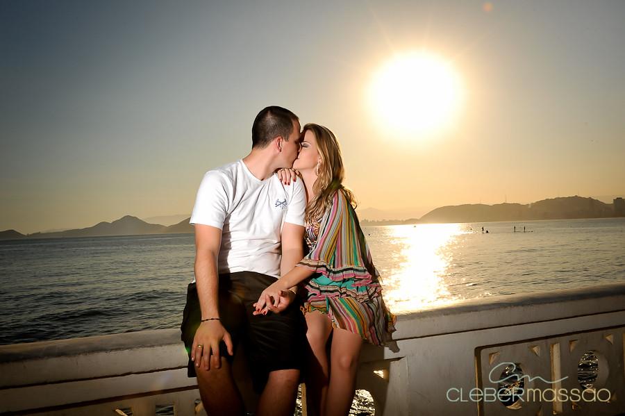 Lais e Diego E-session na praia de Santos-43