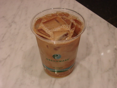 New Orleans Style Ice Coffee from Blue Bottle
