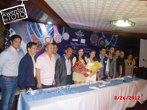 UniSilver Time Launching and Contract Signing 2