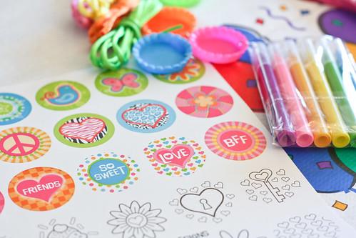 Creativity For Kids Pop Art Necklace Kit