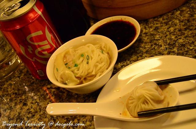 dimsum coke noodles