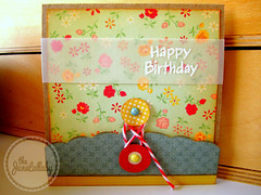 Tied Envelope Card