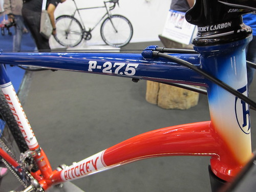 Best looking 650b bike of the show