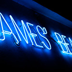 James Beach Sign - Venice, CA
