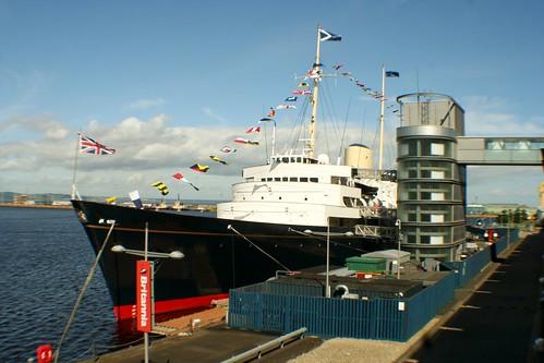 Royal Yacht Britannia