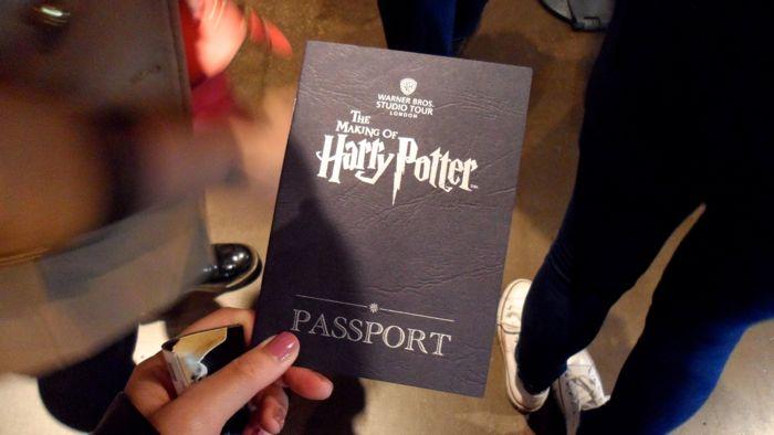 HP Passport
