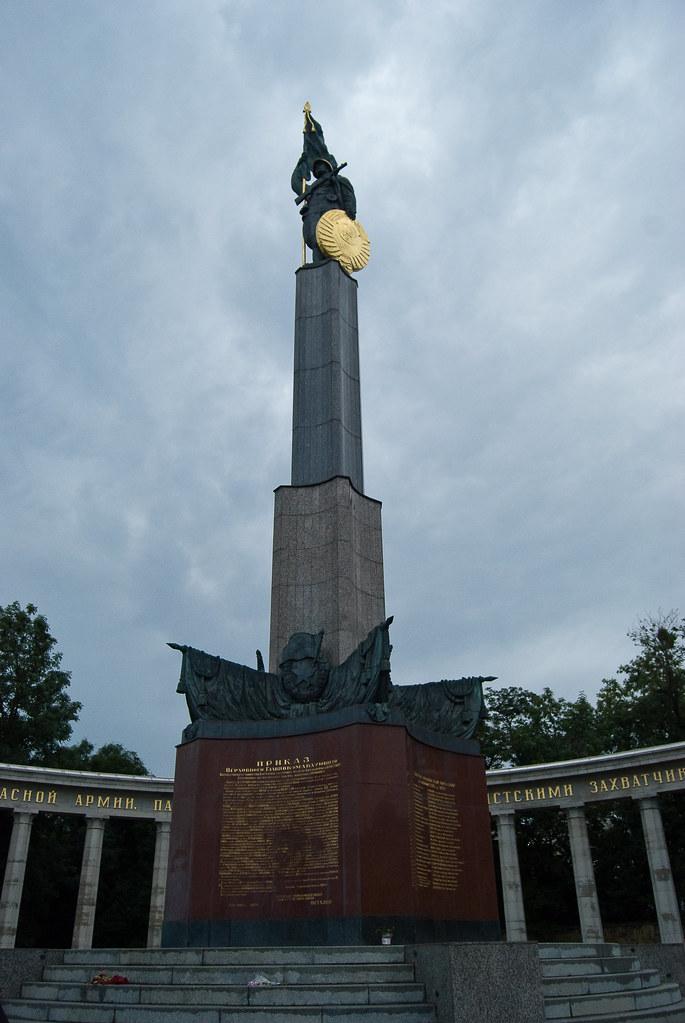 Monumento soviético