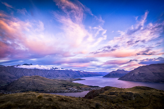 67 Queenstown Hill Sunset
