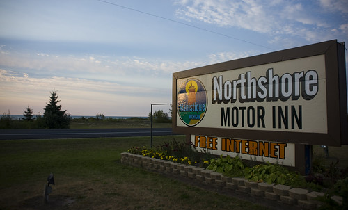 Northshore Motor Inn - US 2, Manistique, MI