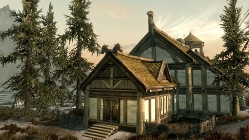 skyrim hearthfire house design guide how to build