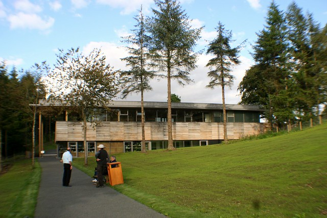 Visitor Centre, Abbotsford House