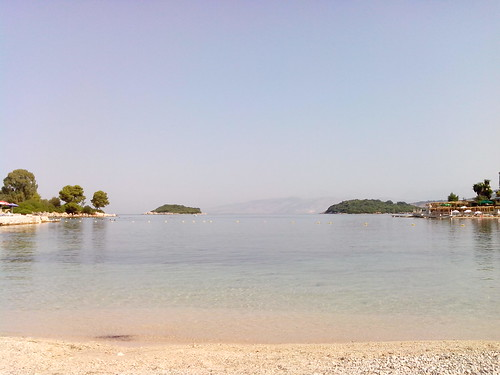 Paradise Beach - Ksamil by Ylbert Durishti