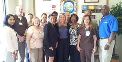 Corizon correctional healthcare employee excellence in the Southeast