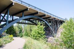 Gooseberry Falls bridge