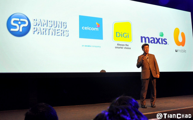 Samsung Galaxy Note 10.1 Launch in Malaysia with Retail Price RM2,199 KLPAC