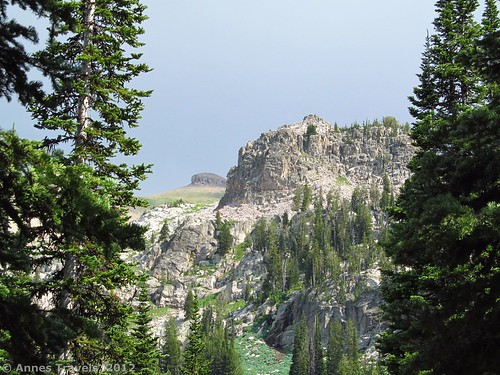 Table Mountain, Caribou National Forest/Jedediah Smith Wilderness Area, Wyoming