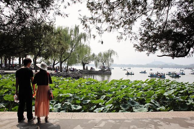 China, Beijing, Summer Palace - day 2