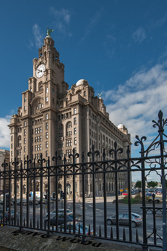 Alt View - Liverpool Royal Liver Building