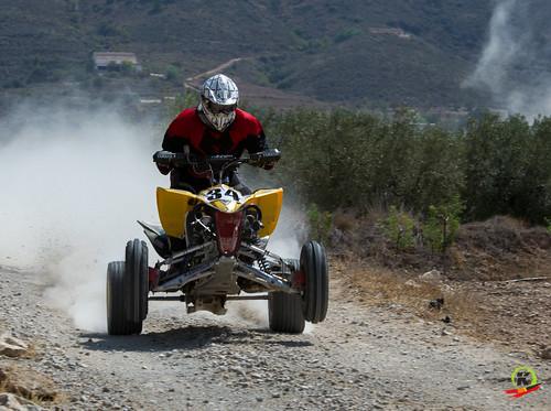 Domingo Ponce Martinez IV Rallysprint de tierra de Lorca