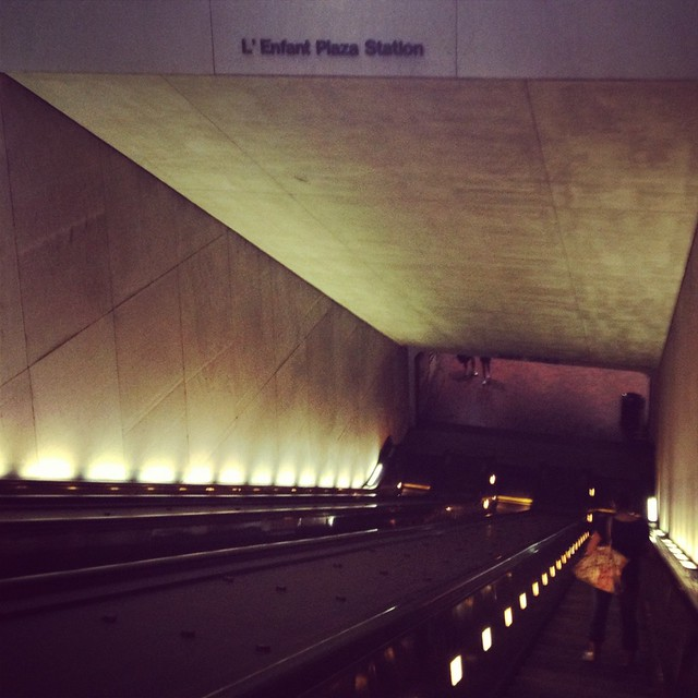 @ L'Enfant Plaza Metro Station