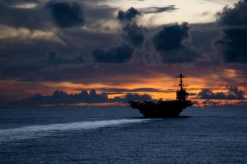 無料写真素材, 戦争, 軍用船, 航空母艦, ジョージ・ワシントン CVN