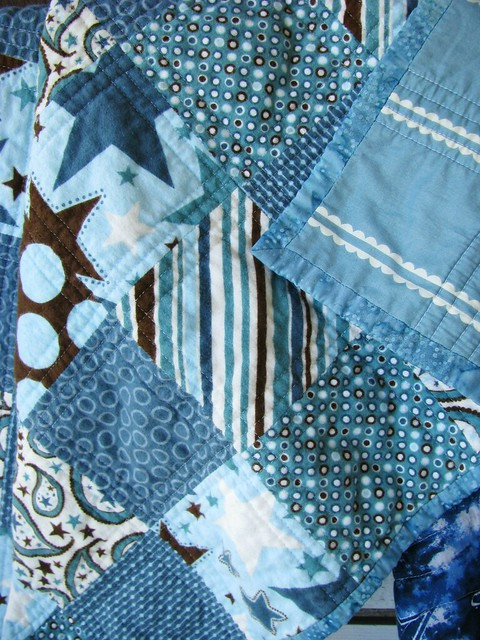 Dallas Cowboys Quilt Flannel