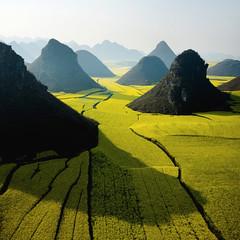 [フリー画像素材] 自然風景, 山, 田園・農場 ID:201209171200