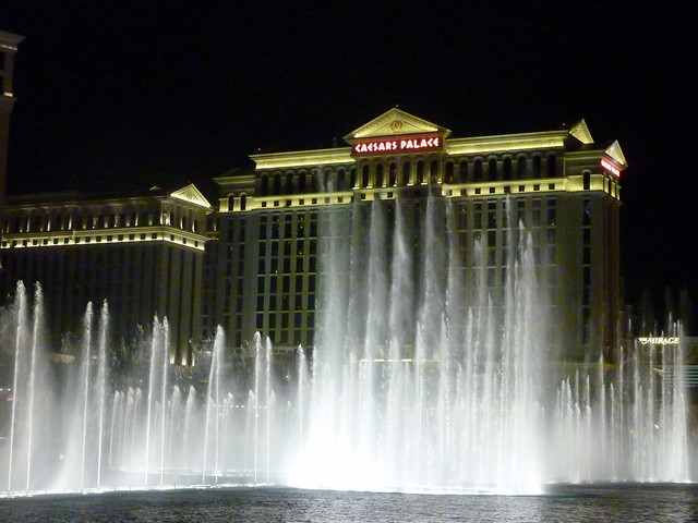 Bellagio Fountains