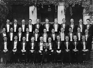 Glee Club in 1932, which one the national championship that year