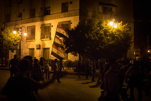 Clashes at US embassy 13-09-2012