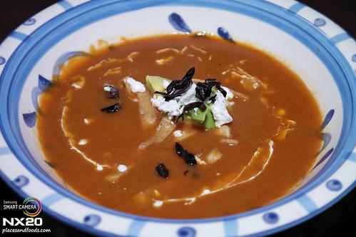 Fresca Mexican Sopa de Tortilla