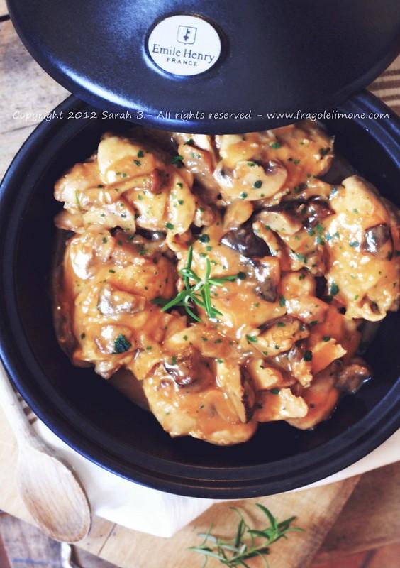 003 pollo ai funghi