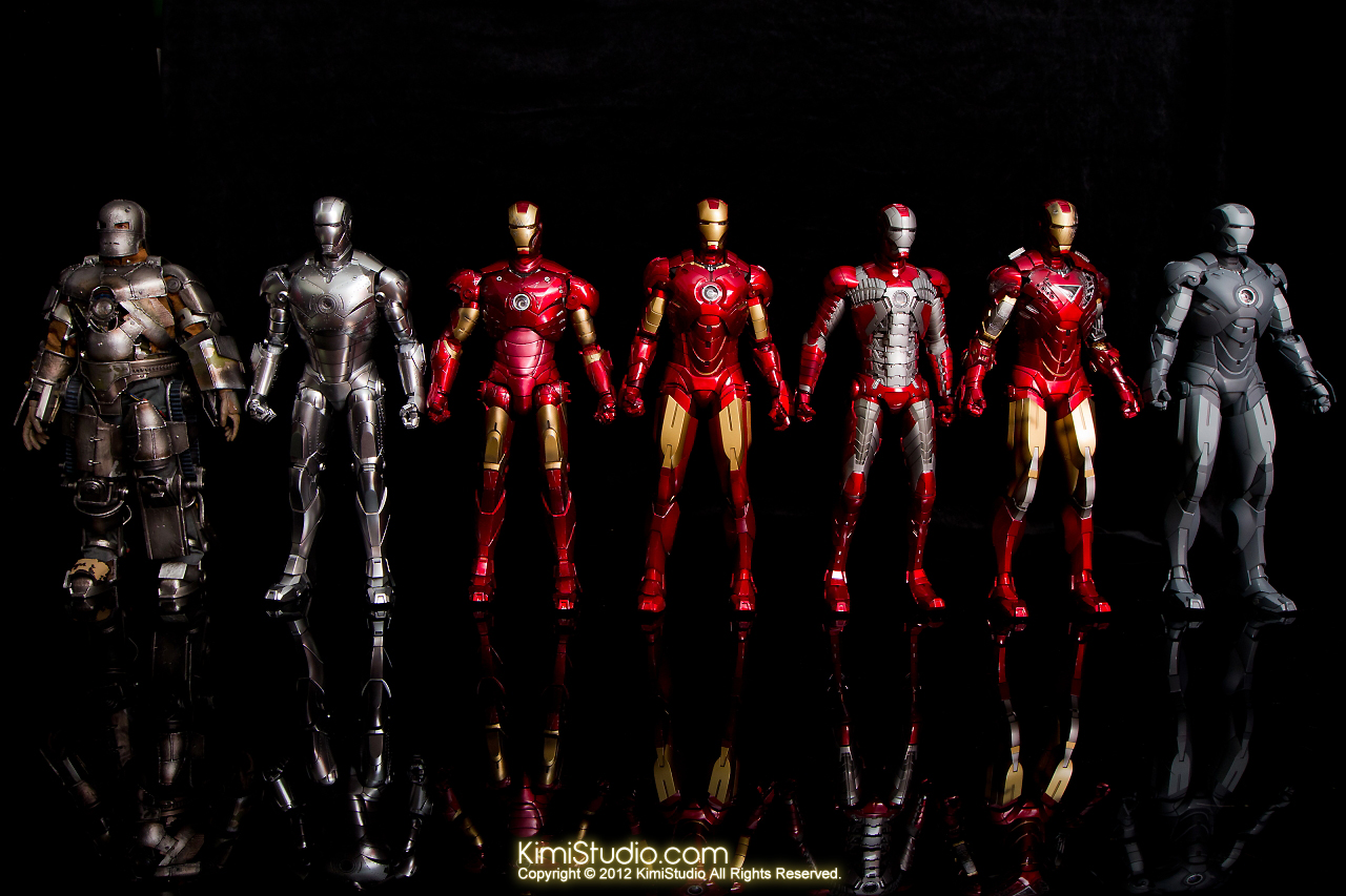 2012.09.13 MMS168 Hot Toys Iron Man Mark I V2.0-092