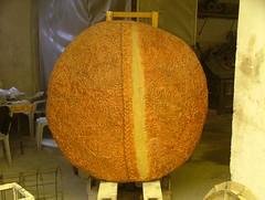 Ekmek Büyük maketi